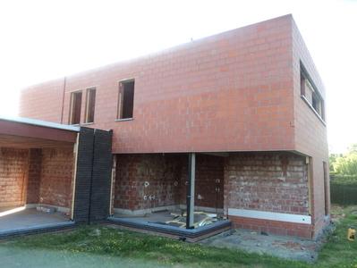 BOUWBEDRIJF DE BACKER BVBA  - Nieuwbouw Ruiselede -  Nieuwbouwwoningen - Realisaties