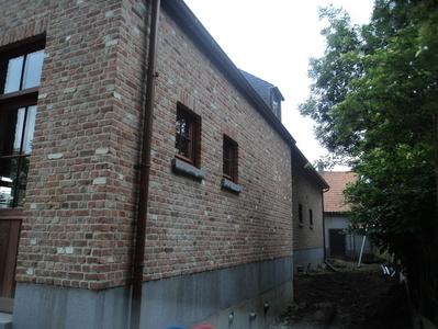 BOUWBEDRIJF DE BACKER BVBA - nieuwbouwwoning Gavere in onderaanneming voor Guy Vanwassenhove -  Realisaties