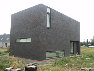 BOUWBEDRIJF DE BACKER BVBA - nieuwbouwwoning Schuiferskapelle - Realisaties